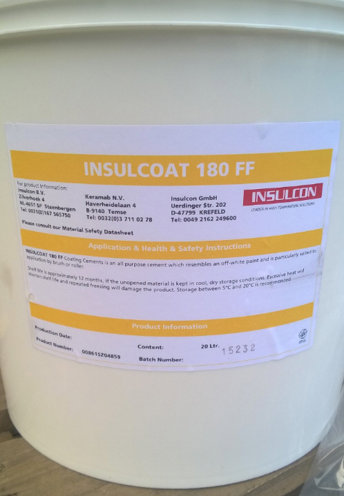 Insulcoat, 180FF, 20 litraa