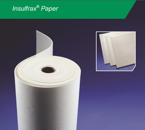 Insulfrax paperi 5mm 610mmx35m