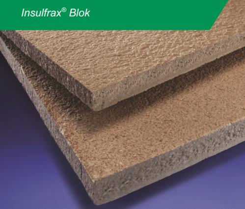 Insulfrax levy, Blok110, 40x1000x1250mm