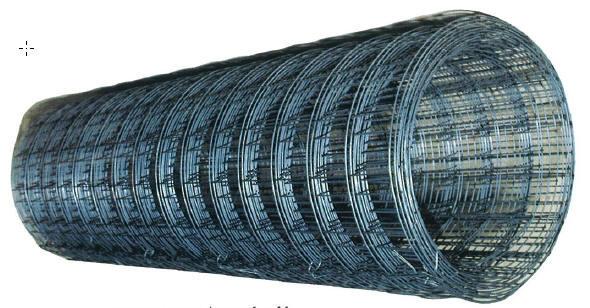 Hitsattu verkkorulla Zn 100x100x3mm 1500mm 20m (Lietesäiliöverkko)