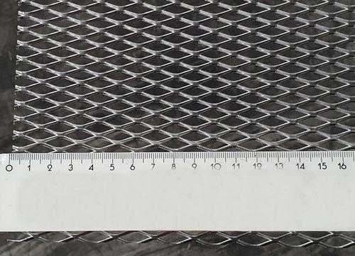 Verkkolevy Alumiini 7.4x19 2500x1250mm