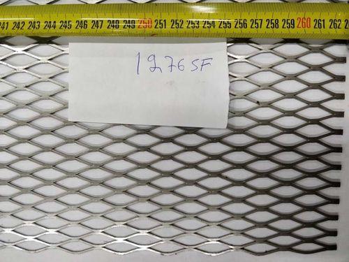Verkkolevy RST 8x25 2500x1250mm