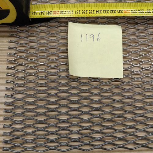 Verkkolevy Teräs 9.5x28.6 2440x1220mm