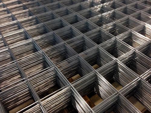 Hitsattu verkko Kuumasinkitty 40x40x4.0mm 1250x2500mm