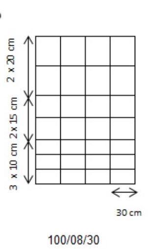 Peltoverkko Kuumasinkitty 100/8/30 2.5-2.0mm 100m