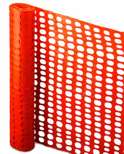 Huomioverkko 1.5x50m Oranssi