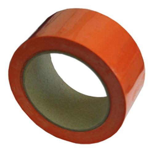 PVC-rakennusteippi oranssi 50mm x 33m  36 kpl/pkt