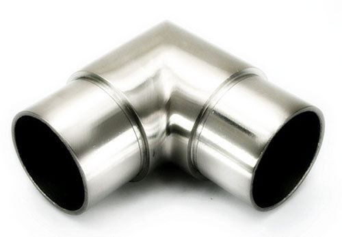 Kaidekäyrä jyrkkä 90° RST 42,4mm