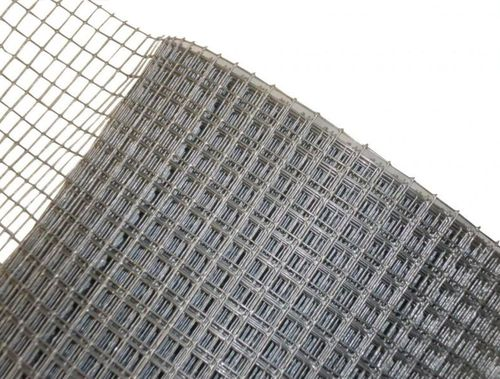 Hitsattu verkkorulla sinkitystä langasta 13x13mm 0.9mm 1000mm 25m