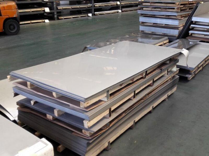 Kylmävalssattu 2B HST levy 0.5x1000x2000mm