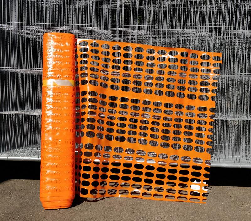 Huomioverkko 1.0x50m Oranssi