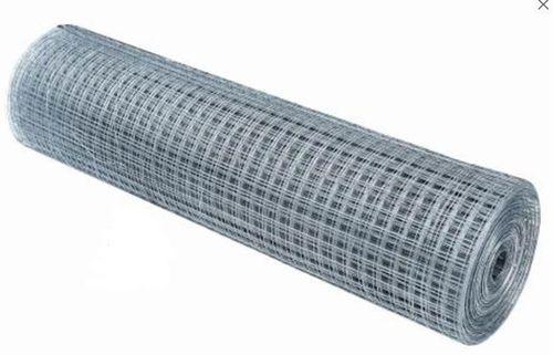 Rappausverkkorulla hitsattu jälkisinkitty 19x19x1.0mm 1500mm 25m