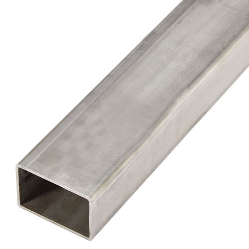 Suorakaideputki Alumiini 80x60x4mm 6000mm