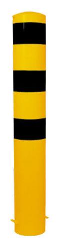 Törmäyspollari (Maahan valettava) 152x1200mm