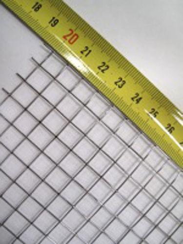 Hitsattu verkkorulla RST 7.6x7.6mm 0.8mm 1220mm 30.5m