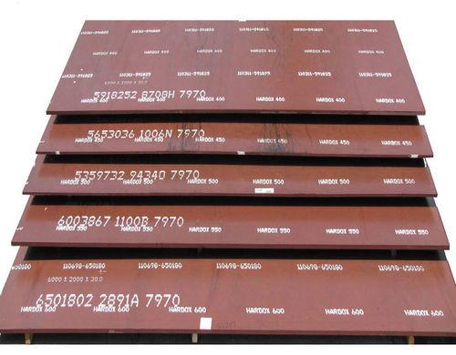 Hardox 450 kululutusta kestävä teräslevy 4x1500x2500mm